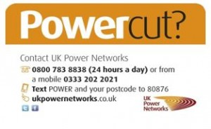 UK Power Networks Contacts
