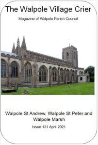 Walpole Village Crier April 2021 Issue 131